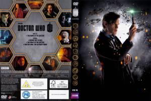 dr who 50th box set disc 1
