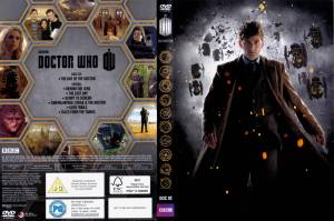 dr who 50th box set disc 2