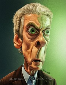peter capaldi doctor who marcus sakoda