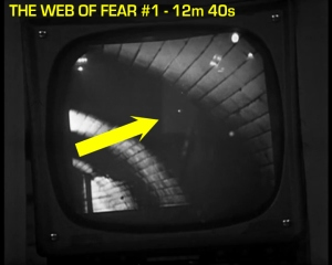web of fear blooper 02
