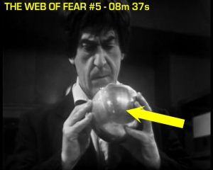 web of fear blooper 10