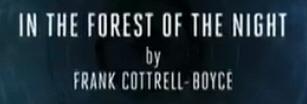 Forest Night title