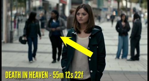 death in heaven blooper 1.1