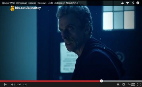 Doctor Hoodie Christmas 2014