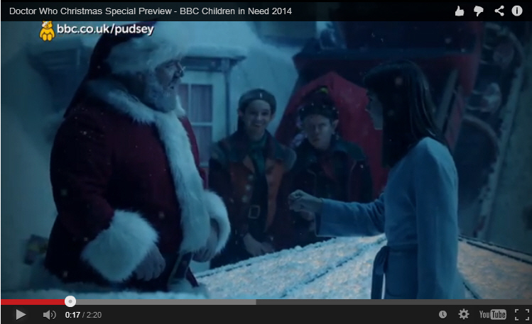 doctor who 2014 children in need 2