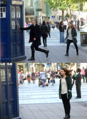 doctor who finale filming