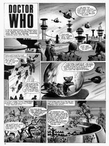 Doctor Who Klepton Parasites 1.1