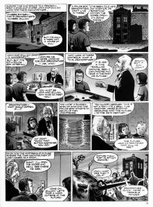 Doctor Who Klepton Parasites 1.2