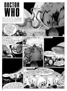 Doctor Who Klepton Parasites 10.1