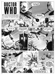 Doctor Who Klepton Parasites 2.1