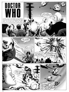 Doctor Who Klepton Parasites 3.1