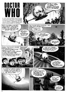 Doctor Who Klepton Parasites 5.1