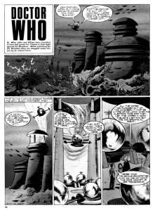 Doctor Who Klepton Parasites 6.1
