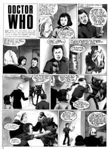 Doctor Who Klepton Parasites 7.1