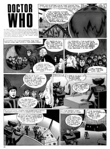Doctor Who Klepton Parasites 8.1