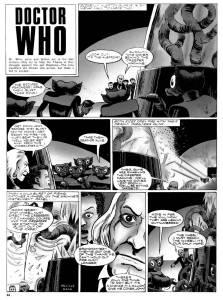 Doctor Who Klepton Parasites 9.1