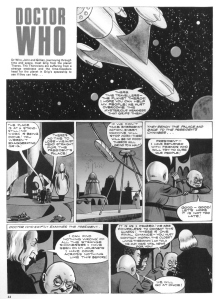 Doctor Who The Therovian Quest 3.1