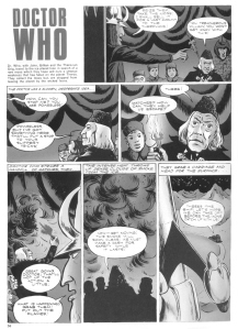 Doctor Who The Therovian Quest 6.1