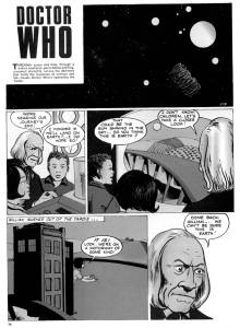 Dr Who Gyros Injustice 1.1