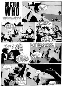 Dr Who Gyros Injustice 5.1