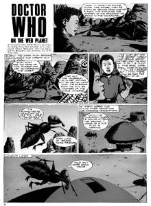 Dr Who On the Web Planet 5.1