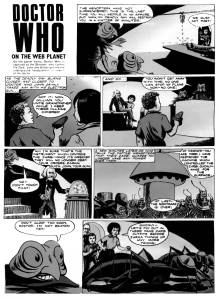 Dr Who On the Web Planet 6.1