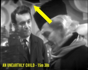 unearthly child blooper 2