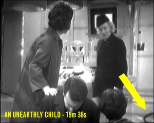 unearthly child blooper 4