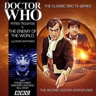 Doctor Who Big Finish Enemy World Salamander