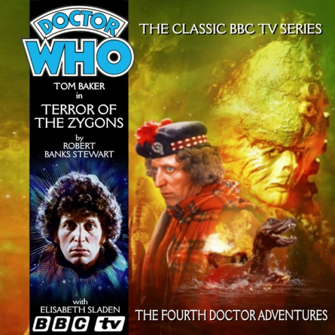 Doctor Who Big Finish Terror Zygons