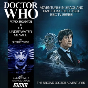 Doctor Who Big Finish Underwater Menace