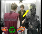 Dr Who Blakes7 Recycling