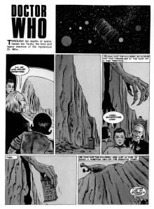 Dr Who Lizardworld 1.1