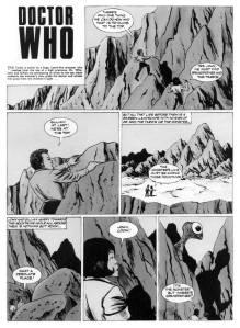 Dr Who Lizardworld 2.1