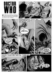 Dr Who Lizardworld 4.1