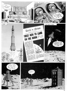 Dr Who Moon Landing 1.2