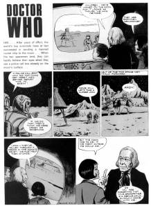Dr Who Moon Landing 2.1