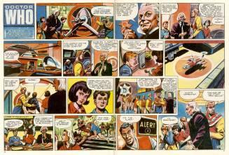 Dr Who Ordeals Demeter 2