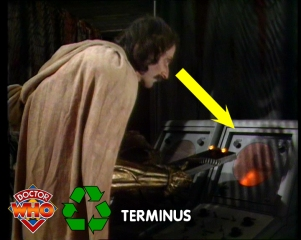Dr Who Recycling Terminus
