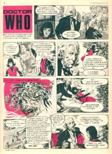 Dr Who Gaze Gorgon 1