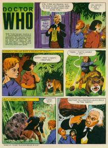 Dr Who Kingdom Animals 1