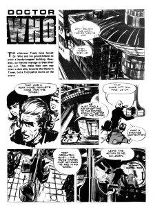 Dr Who Return Trods 4.1