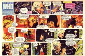 Dr Who Secret Gemino 4