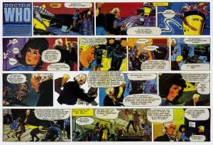 Dr Who Trodos Tyranny 5