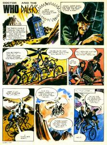Dr Who Attack Daleks 1