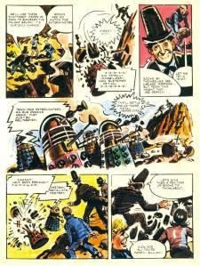 Dr Who Attack Daleks 3