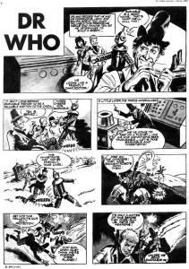 Dr Who Barnabus 1