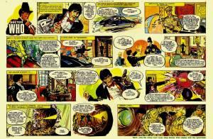 Dr Who Cyber Mole 3