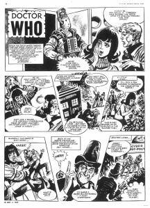 Dr Who Masquerade 1