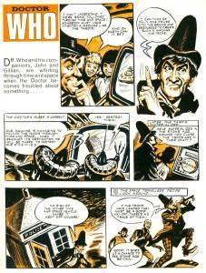 Dr Who Pursued Trods 1